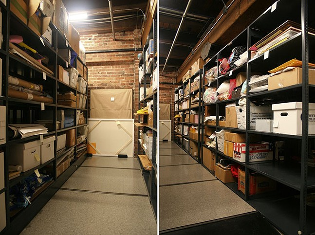 171 linear feet of material has been collected so far. - RAUH JEWISH HISTORY PROGRAM & ARCHIVES AT THE SENATOR JOHN HEINZ HISTORY CENTER.