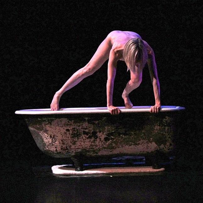 Charlotte Adams - PHOTO: JACOB ROSENBERG