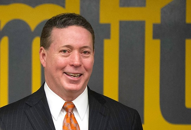 Pittsburgh City Controller Michael Lamb - LAMB CAMPAIGN PHOTO