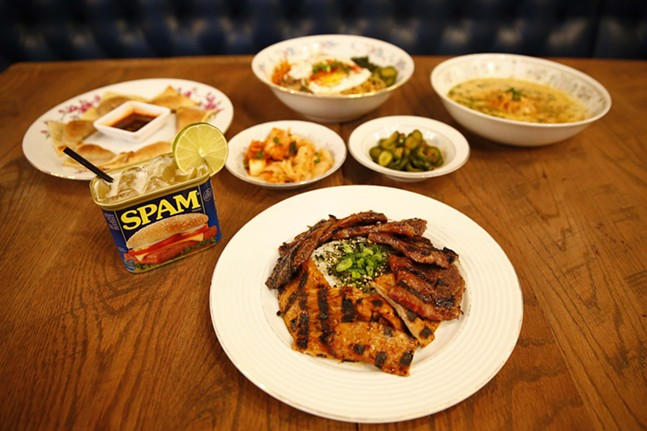 Soju Exposes Unfamiliar Eaters To Traditional Korean