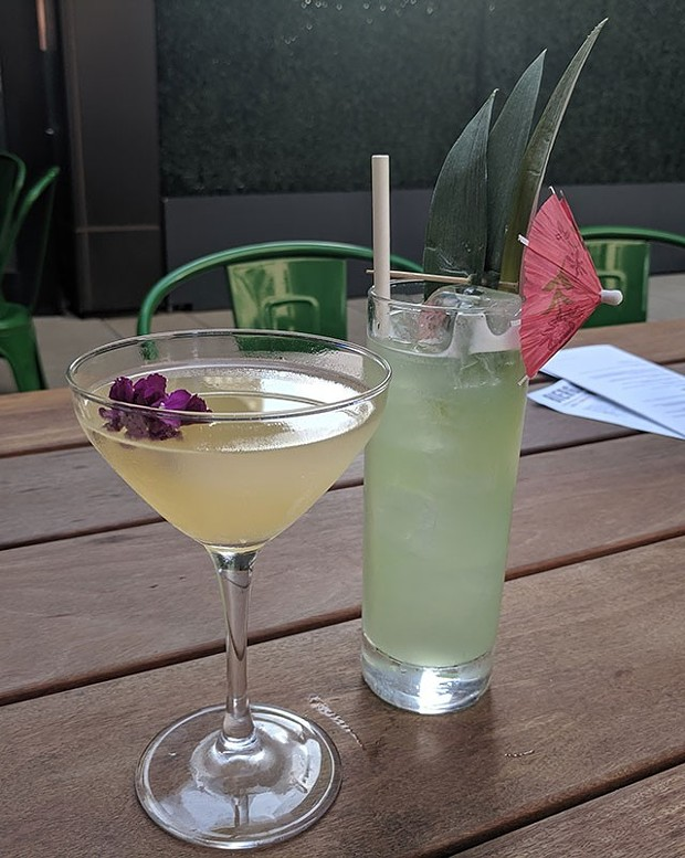 The Mai Tai-ger Woods is Back and Lime in the Coconut. - CP PHOTO: MAGGIE WEAVER
