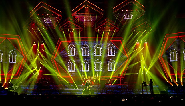 Trans-Siberian Orchestra at PPG Paints on Sun., Dec. 22, 2019 - CP PHOTO: MIKE PAPARIELLA
