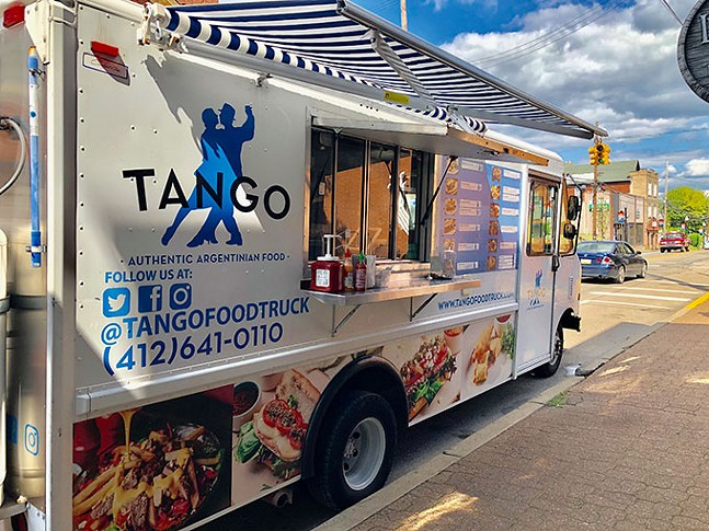 PHOTO: TANGO FOOD TRUCK