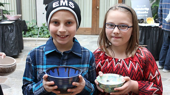 Empty Bowls - GREATER PITTSBURGH COMMUNITY FOOD BANK