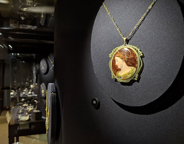 Maker & Muse: Women and Early Twentieth Century Art Jewelry - CP PHOTO: AMANDA WALTZ