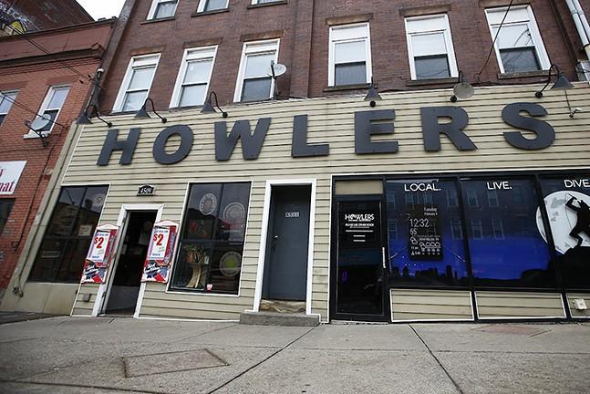 Howlers in Bloomfield - CP PHOTO: JARED WICKERHAM