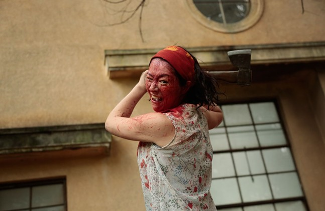 One Cut of the Dead - PHOTO: THIRD WINDOW FILMS