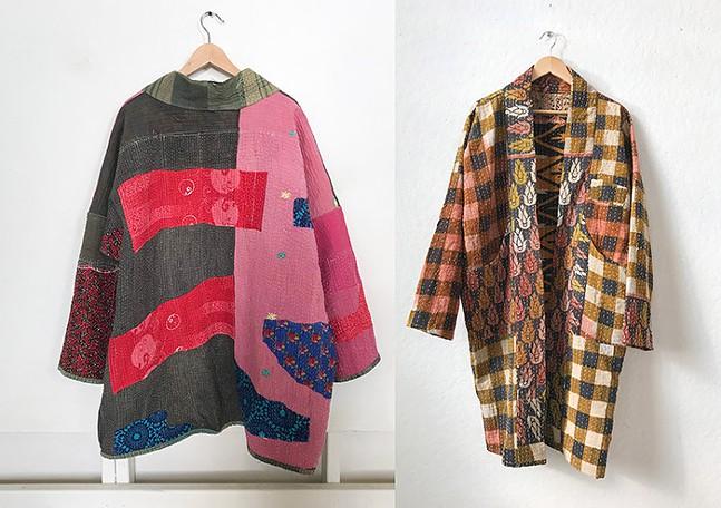 OOAK Anoushka Jackets by OTTO FINN - PHOTOS: RONA CHANG,
