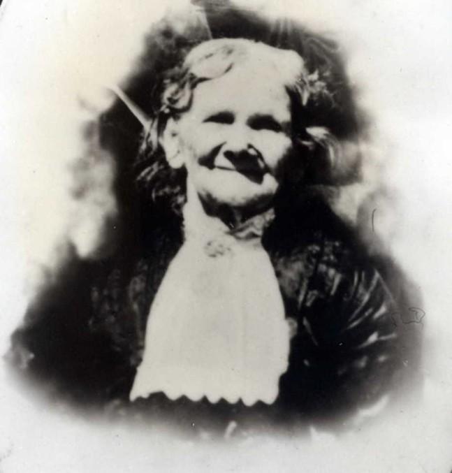 John Schalcosky's great-great-great-grandmother - PHOTO: JOHN SCHALCOSKY