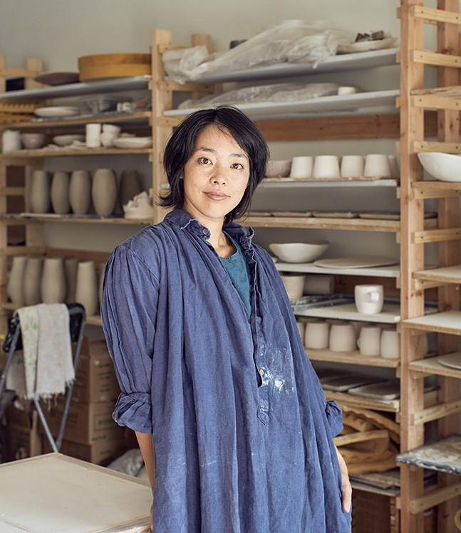 Reiko Yamamoto - PHOTO: ROSS MANTLE