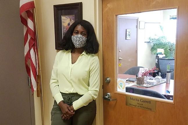 Mayor Marita Garrett - PHOTO: MARITA GARRETT
