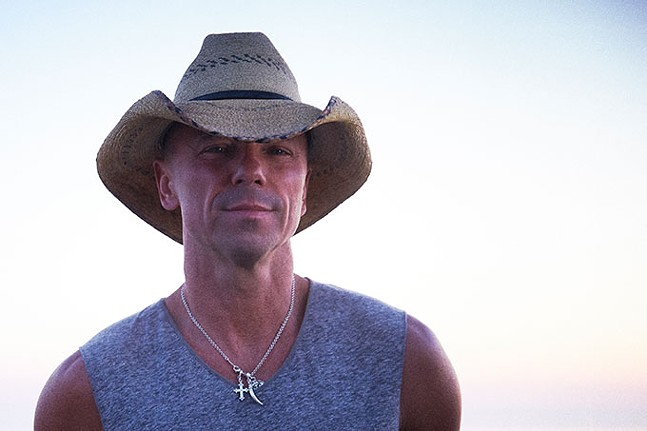 Kenny Chesney - PHOTO: ALLISTER ANN