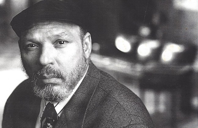 August Wilson - PHOTO: AUGUST WILSON AFRICAN AMERICAN CULTURAL CENTER AND THE AUGUST WILSON ESTATE