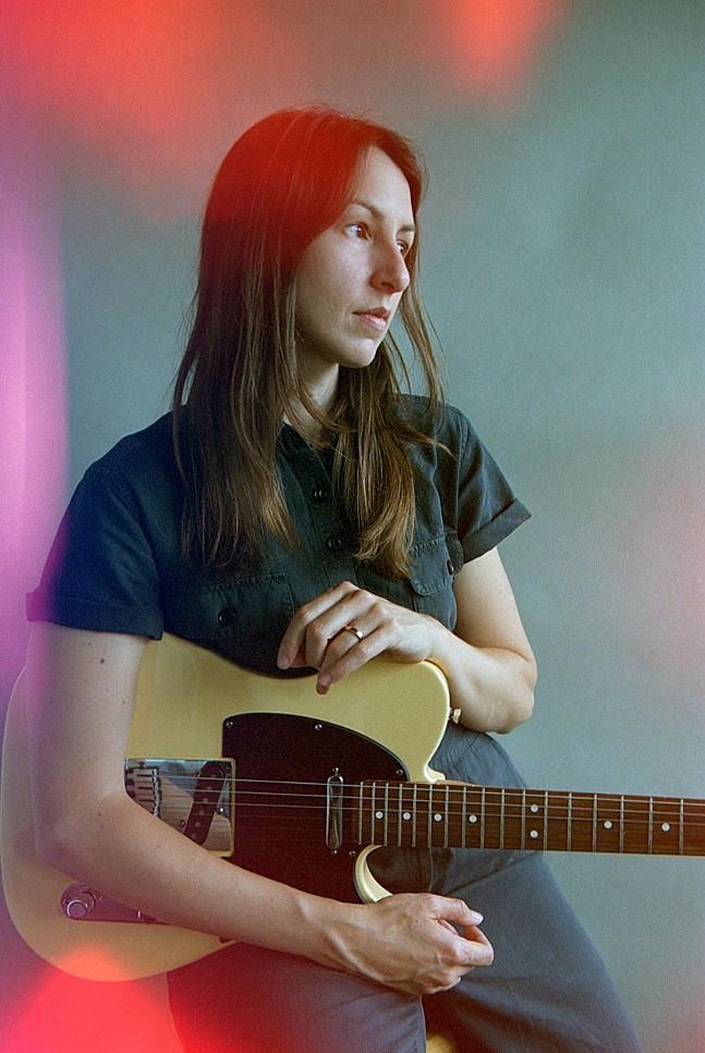Brooke Annibale - PHOTO: RYAN MASTRO