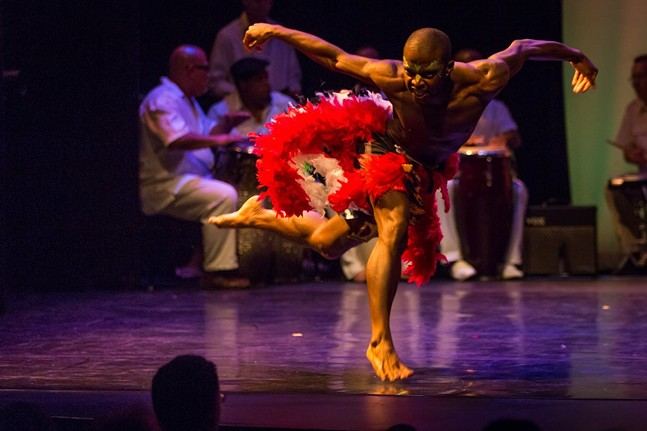 From the annual DanceAfrica event, which was canceled this year. - PHOTO: THE LEGACY ARTS PROJECT