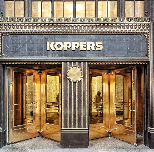 Koppers Building - CP PHOTO: ABBIE ADAMS