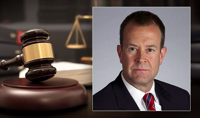 Allegheny County Common Pleas Judge Mark Tranquilli
