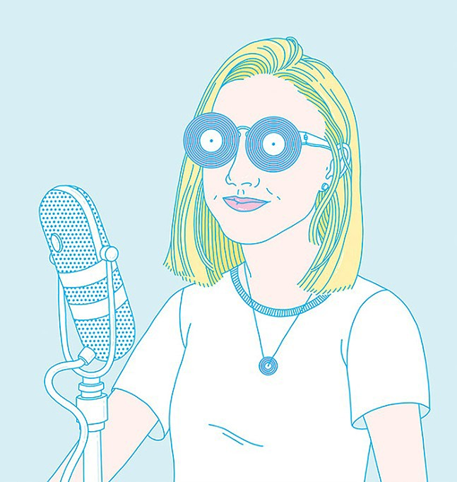 Katie O - CP ILLUSTRATION: JOSIE NORTON