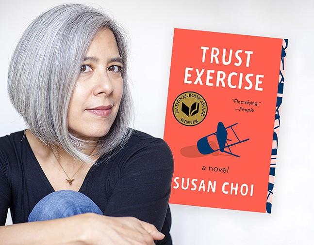 Susan Choi - PHOTO: HEATHER WESTON