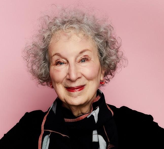 Margaret Atwood - PHOTO: LUIS MORA