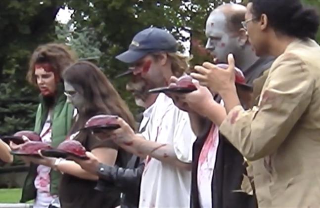 Zombie Fest 2013 - JOHN KIRCH