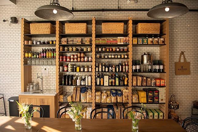 Mediterra Café - PHOTO: COURTESY OF MEDITERRA CAFÉ