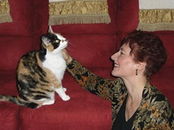 Pet communicator Renee Takacs