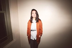 "Mitski: ""I want to make things that people can relate to."" - PHOTO COURTESY OF KENNETH BACHOR"