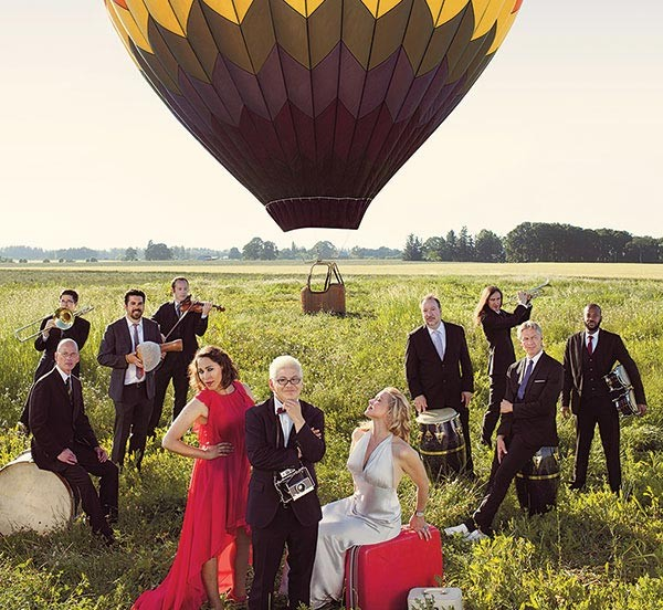 Pink Martini - PHOTO COURTESY OF HOLLY ANDRES