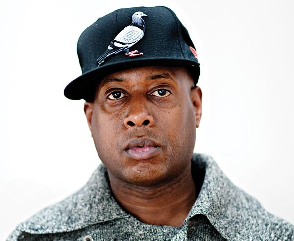 Talib Kweli - PHOTO COURTESY OF DOROTHY HONG