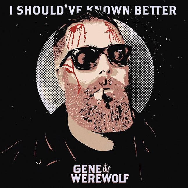 """I Should've Known Better"" cover art (see Mon., Nov. 23)"
