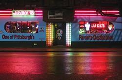 Jack Rose Bar - PHOTO BY MIKE SCHWARZ