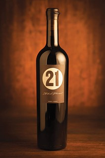 Engine House 25's Malbec - PHOTO COURTESY OF RIEDER PHOTOGRAPHY
