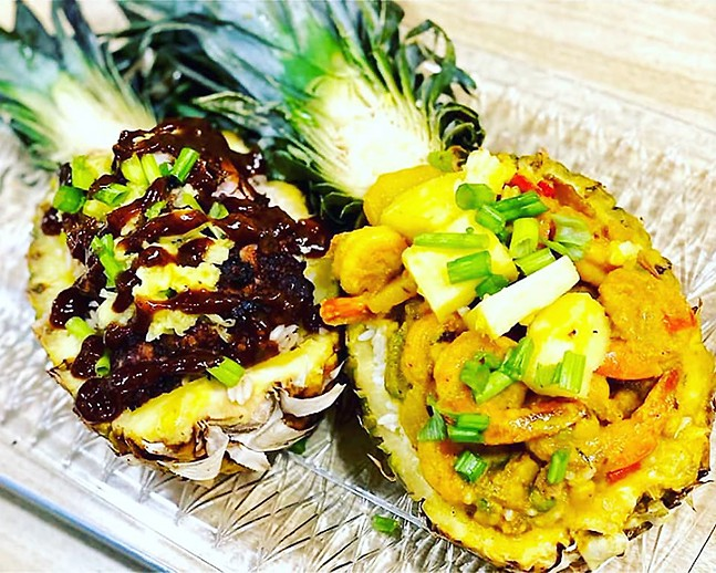2 Sisters 2 Sons' Pineapple Bowl - PHOTO: COURTESY OF 2 SISTERS 2 SONS