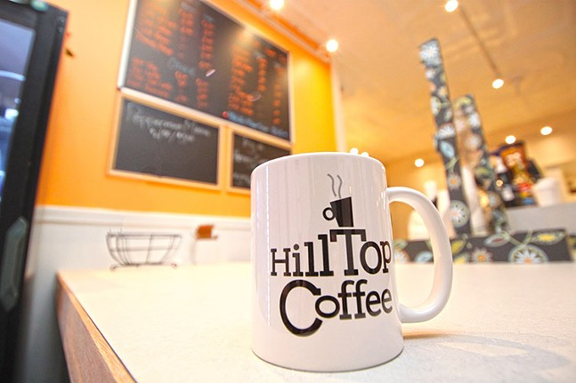 PHOTO: COURTESY OF HILLTOP COFFEE