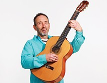 Jonathan Richman, Nov. 43 - PHOTO COURTESY OF HIGH ROAD TOURING