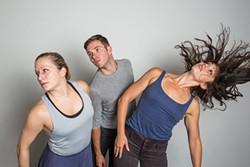 Shanna Simmons Dance, Nov. 5 - PHOTO COURTESY OF MARK SIMMONS