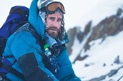 On ice: Jake Gyllenhaal