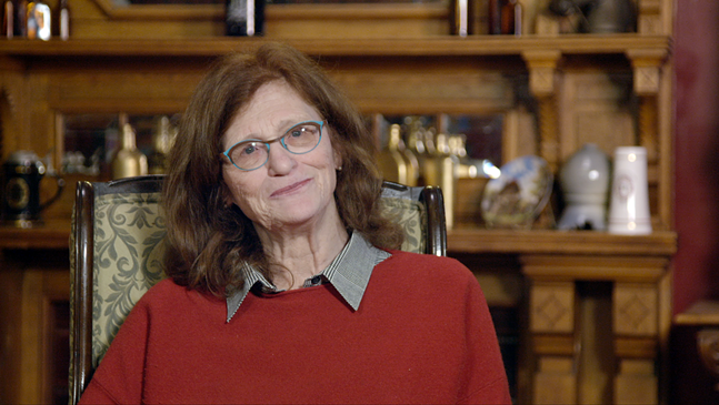 Stoudts Brewing Company founder Carol Stoudt in The Story of Beer in Pennsylvania - BREW: THE MUSEUM OF BEER