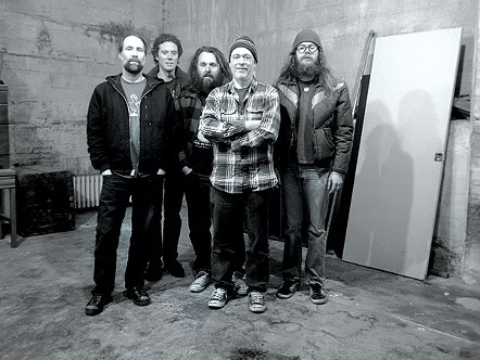 Built to Spill (Doug Martsch, left) - PHOTO COURTESY OF STEPHEN GERE