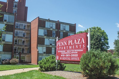 Residents of the Penn Plaza Apartments reached an agreement Sept. 28 to delay their pending evictions. - PHOTO BY AARON WARNICK