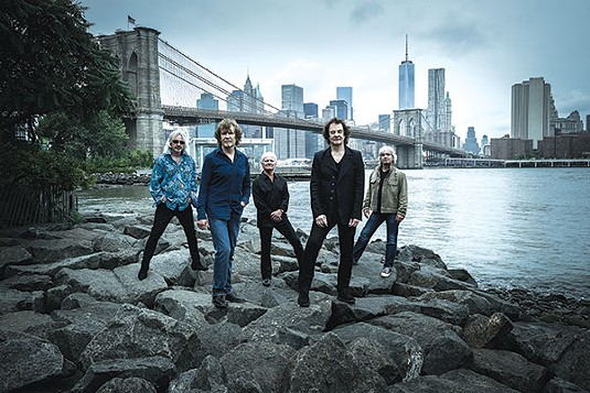 This will be their year: The Zombies (Rod Argent, second from left) - PHOTO COURTESY OF ANDREW ECCLES