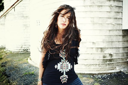 Readying for change: Rachael Yamagata - PHOTO COURTESY OF LAURA CROSTA