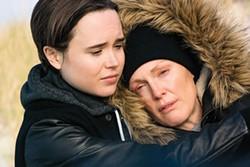 Partners: Ellen Page and Julianne Moore