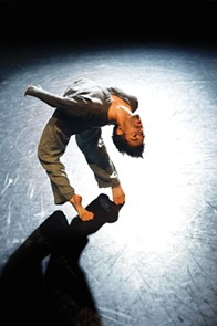 Aakash Odedra - PHOTO COURTESY OF CHRIS NASH