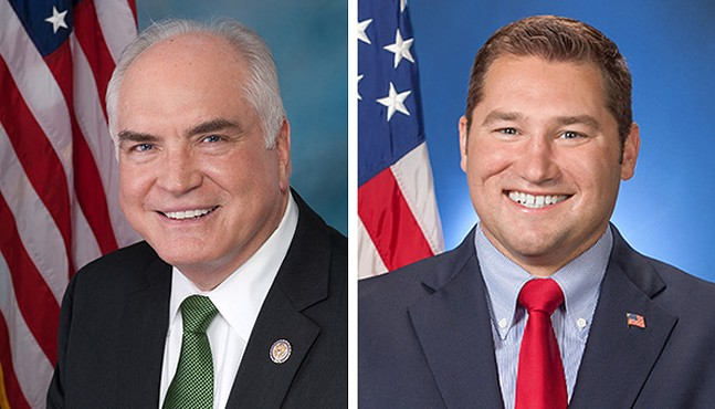 U.S. Reps. Mike Kelly and Guy Reschenthaler
