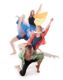 Attack Theatre dancers - PHOTO COURTESY OF CRAIG THOMPSON