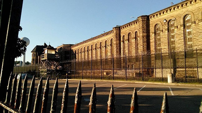 Western Penitentiary - PHOTO: COURTESY OF DOORS OPEN