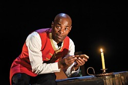 Paterson Joseph as Charles Ignatius Sancho