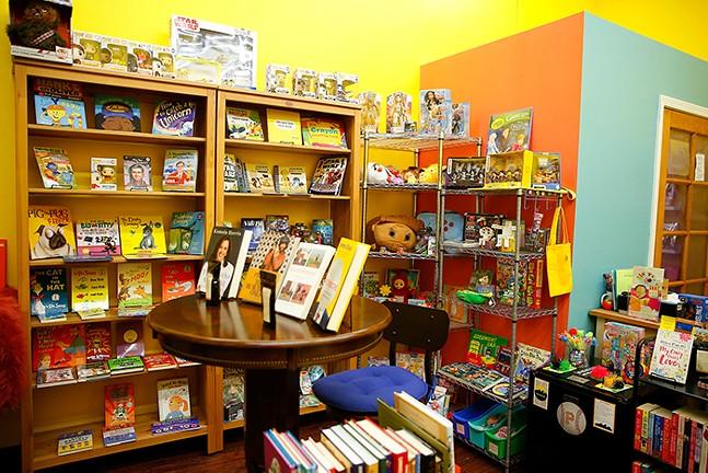 The Tiny Bookstore - CP PHOTO: JARED WICKERHAM